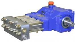 Yüksek Basınçlı Tripleks Piston Pompası P3-10